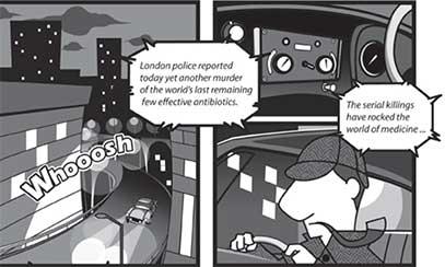 Who Killed Antibiotics - Animation