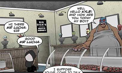 Teen Comic