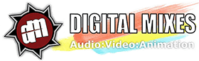 Digital Mixes Logo