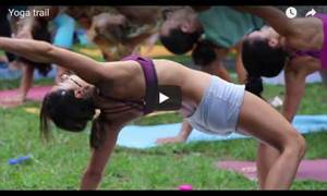 Chiang Mai videographer Digital Mixes Yoga Trail