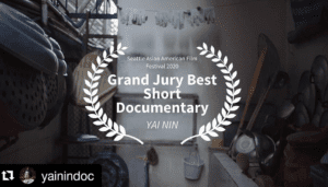 Documentary award